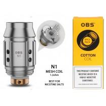 OBS - CUBE MINI COILS (N1)