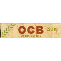 OCB - KINGSIZE ORGANIC HEMP UNBLEACHED SLIMS