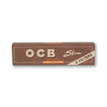 OCB - VIRGIN KINGSIZE SLIM CONNOISSEUR