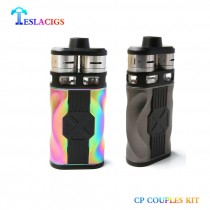 TESLA CIGS - CP COUPLES VAPE KIT (RAINBOW)