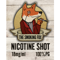 THE SMOKING FOX - NIC SHOT (Pure PG)