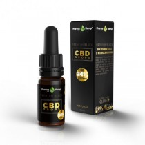 PHARMA HEMP - BLACK PREMIUM - CBD DROPS 10ml - 24% (2400mg)