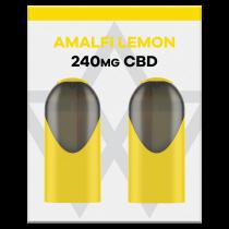 DR WATSON CBD PODS - AMALFI LEMON