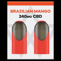 DR WATSON CBD PODS - BRAZILIAN MANGO