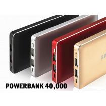 POWERBANK - 40,000mah