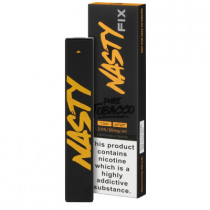NASTY FIX - DISPOSABLE VAPE - PURE TOBACCO