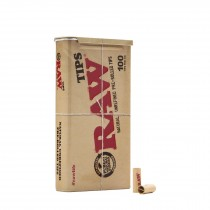 RAW - PREROLLED TIPS TIN