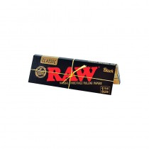 RAW - BLACK EDITION 1.25 PAPERS