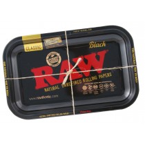 RAW - BLACK TRAY (SMALL)