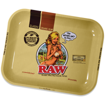 RAW - GIRL TRAY (LARGE)