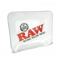 RAW - GLASS TRAY (LARGE)