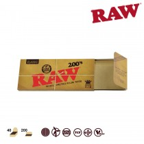 RAW - KINGSIZE SLIM 200's