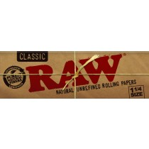 RAW - CONNOISSEUR PAPERS 1.25 SIZE