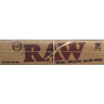 RAW - KINGSIZE SLIM PAPERS
