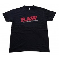 RAW - T-SHIRT (BLACK)