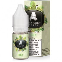 JACK RABBIT NIC SALT 10ml - RIO