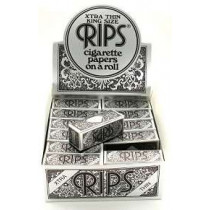RIPS - SILVER XTRA THIN KINGSIZE