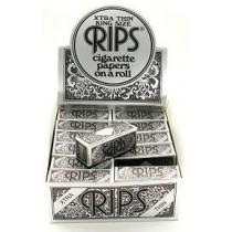 RIPS - SILVER XTRA THIN KINGSIZE