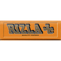 RIZLA LIQUORICE REGULAR