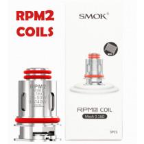 SMOK COILS - RPM2 COIL O.16ohm MESH