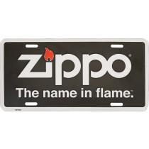 ZIPPO - LICENSE PLATES
