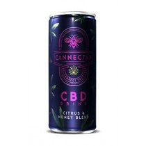 CANNECTAR - CBD DRINK (CITRUS & HONEY)