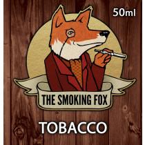 THE SMOKING FOX 50ml SHORTFILL - TOBACCO