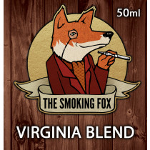 THE SMOKING FOX 50ML SHORTFILL - VIRGINIA BLEND