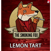SMOKING FOX 10ml - LEMON TART