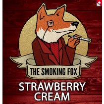 SMOKING FOX 10ml - STRAWBERRY CREAM