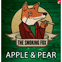 SMOKING FOX 10ml - APPLE & PEAR