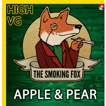 SMOKING FOX 10ml HIGH VG - APPLE & PEAR