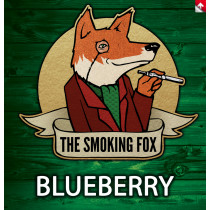 SMOKING FOX 10ml - BLUEBERRY BLAST