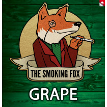 SMOKING FOX 10ml - GRAPE