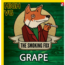 SMOKING FOX 10ml HIGH VG - GRAPE