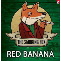 SMOKING FOX 10ml - RED BANANA