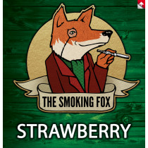 SMOKING FOX 10ml - STRAWBERRY