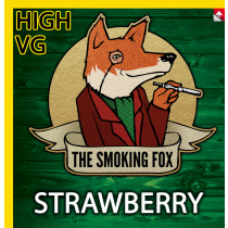 SMOKING FOX 10ml HIGH VG - STRAWBERRY