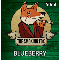 THE SMOKING FOX 50ml SHORTFILL - BLUEBERRY BLAST