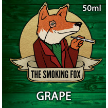 THE SMOKING FOX 50ML SHORTFILL - GRAPE