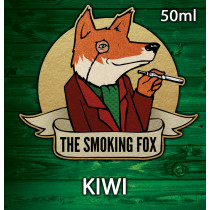 THE SMOKING FOX 50ml SHORTFILL - KIWI