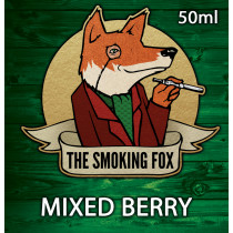 THE SMOKING FOX 50ML SHORTFILL - MIXED BERRY