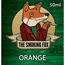 THE SMOKING FOX 50ml SHORTFILL - ORANGE