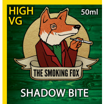 THE SMOKING FOX 50ml HIGH VG - SHADOW BITE