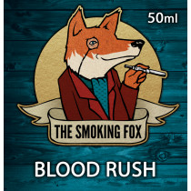 THE SMOKING FOX 50ML SHORTFILL - BLOOD RUSH