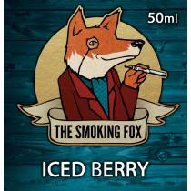 THE SMOKING FOX 50ml SHORTFILL - ICED BERRY