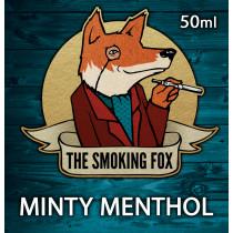 THE SMOKING FOX 50ml SHORTFILL - MINTY MENTHOL
