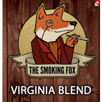 SMOKING FOX 10ml - VIRGINIA BLEND