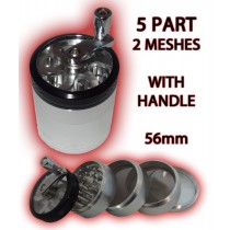 HANDLE GRINDER - 5 PART 56mm