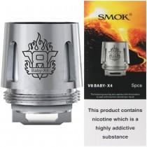 SMOK COILS- V8 BABY X4